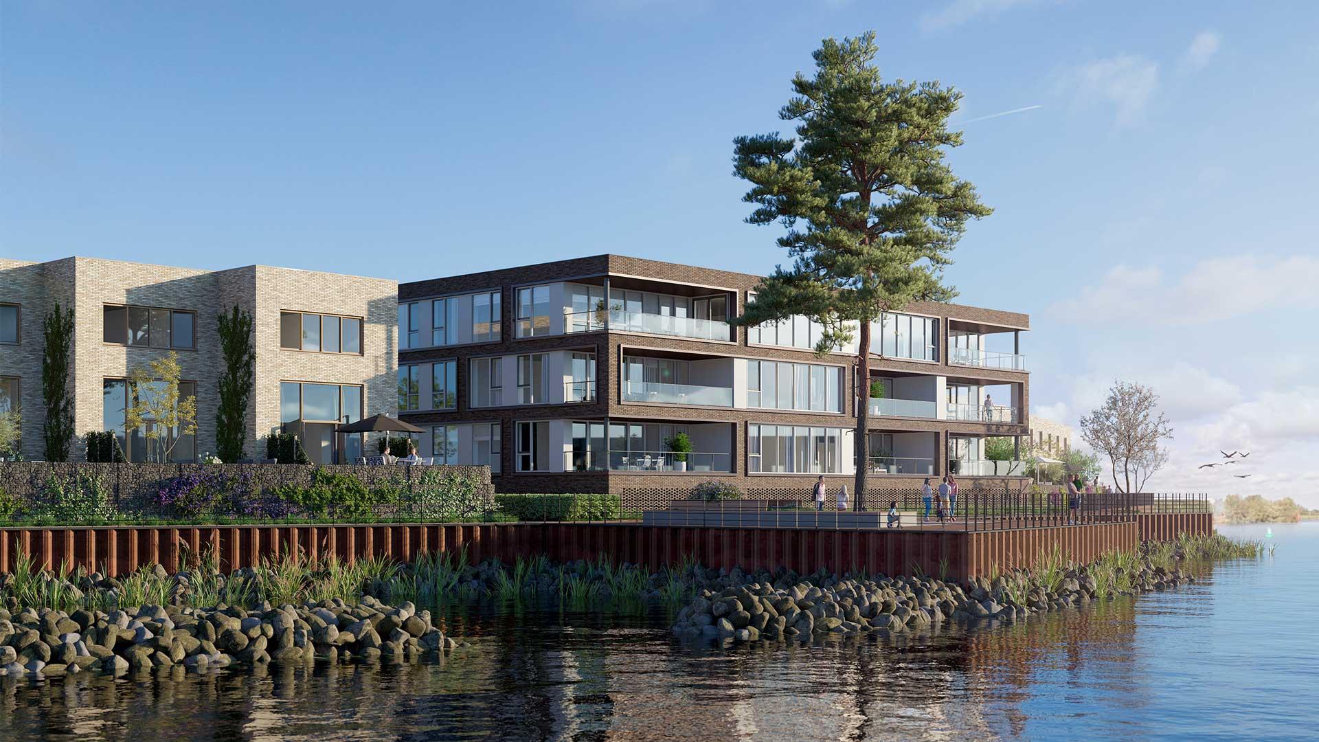 Koopwoningen Nieuwerkerk aan den IJssel - Appartementen - Zelling